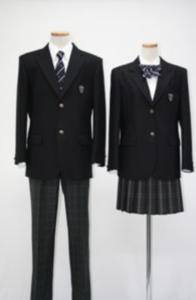 府中高校制服